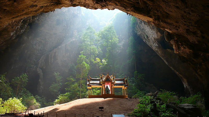 Muay thai camp